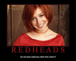 Redhead Meme - persnickety snark redheads rule