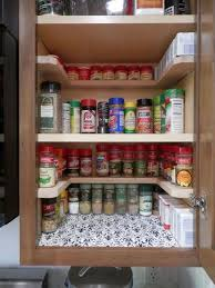 Kitchen Cabinet Organizer Ideas Diy Spicy Shelf Organizer Shelf Organizer Shelving And Organizing