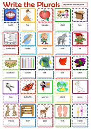 write the plurals worksheet free esl printable worksheets made