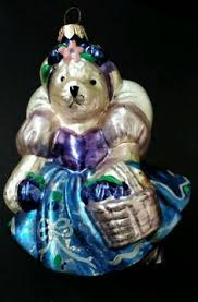 radko 1012641 muffy twinkle fairy princess angel retired