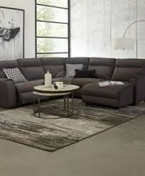 note gray couch with tan walls simmons upholstery venture smoke
