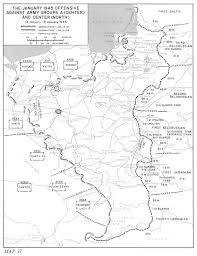 Eastern Usa Map by Hyperwar Us Army In Wwii Breakout And Pursuit A New Map For