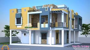 duplex house plans 1200 sq ft india youtube