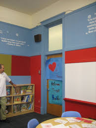 ideapaint transforms traditional classrooms into dynamic learning