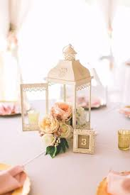 lantern table decorations weddings stunning wedding