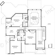 raised bungalow house plan rb105 front elevation french country