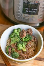 Need A Dinner Idea Instant Pot Beef And Broccoli Recipe