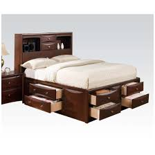 California King Bed Frame With Drawers Manhattan 4pc California King Bedroom Set 04064ck