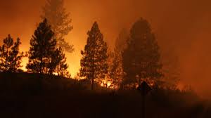 Wild Fire Update Montana by Wildfire Brush Fire And Forest Fire Coverage Spokane North