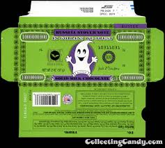 russell stover u0027s billion dollar halloween bars collectingcandy com