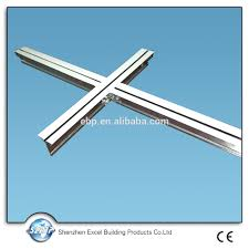 suspended ceiling system t grid cross t bar metal ceiling t grid