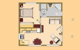 20 X 20 400 Sq Ft Box Flickr 20x20 Home Plans