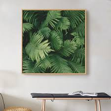 Fern Decor by Online Get Cheap Fern Painting Aliexpress Com Alibaba Group