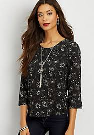 shirts blouses for maurices