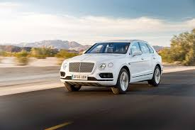 bentley bentayga 2016 five minutes with the bentley bentayga