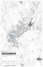 Sacramento Light Rail Map 24 Sacramento Intermodality