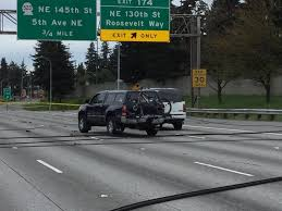 Interstate Power And Light Car Brings Down Power Lines Causing I 5 Shutdown And Outages In