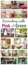 Town And Country Living by Decorating With Pink And Green Town U0026 Country Living