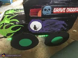 100 grave digger monster truck halloween costume 25