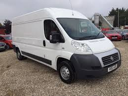 used fiat ducato vans for sale motors co uk