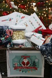 Movie Themed Gift Basket 25 Breathtaking Gift Basket Ideas For Christmas That Are Sure To