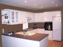 idee cuisine idee cuisine ouverte impressionnant idee peinture salon cuisine