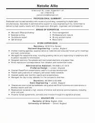 resume templates for administrative officers examsup cinemark top result the best resume ever fresh best resumes ever 10 93