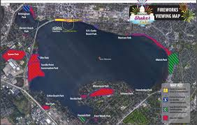 Madison Wi Map Shake The Lake To Feature Human Cannonball Other Entertainment