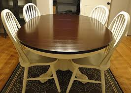 How To Make Dining Room Chairs by Best 25 Oak Table And Chairs Ideas On Pinterest Refinished
