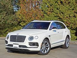 matte bentley 2017 bentley bentayga w12 road test review carcostcanada