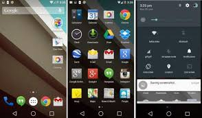 android lolipop top 5 features of android lollipop