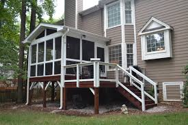 design a pool online for free 16 best free landscape design blog archadeck outdoor living this raleigh deck and screened in porch combo benefits from a few special design features that add style and functionality