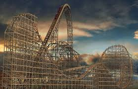 Six Flags In Usa Newsplusnotes Goliath U0027s Final Design Impresses At Six Flags Great
