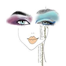 images of sketch makeup eye eyebrow sc