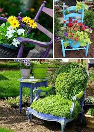 Creative Garden Decor Creative Garden Container Ideas 18 Creative Gardens And Garden