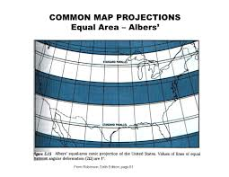 Map Projection Definition Common Map Projections Ppt Video Online Download