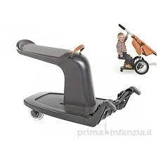 pedana per passeggino universale pedana passeggini universale kid sit kleine dreumes
