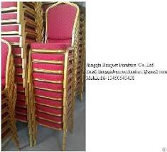 Stacking Banquet Chairs Stacking Hotel Banquet Chair Aluminum Restaurant Seat Wedding