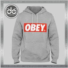 obey clothing obey clothing logo hoodie mens hoodie womens unisex