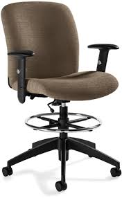 counter height desk chair enchanting counter height office chairs at furniture of america dean
