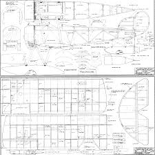index of aerocraft documents planscollection rc model plans