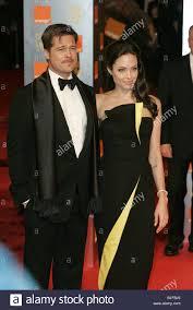 brad pitt u0026 angelina jolie orange british academy film awards