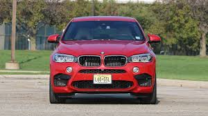 bmw jeep red 2017 bmw x6 m review master of none