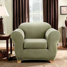 buy green chair slipcover from bed bath beyond