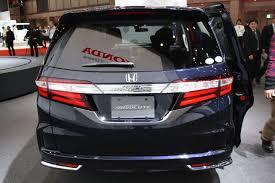 honda odyssey review 2014 honda odyssey 2014 honda odyssey absolute rear indian autos blog