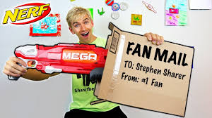 stephen sharer fan mail address super rare fanmail youtube