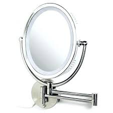 best lighted magnifying makeup mirror best lighted makeup mirrors in magnifying vanity mirror 8 inch wall