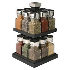 Cream Spice Rack Kitchen Storage U0026 Organization Target
