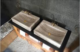Bathroom Sink Stone Brown Marble Bathroom Stone Sink Faucet Hole Quebec