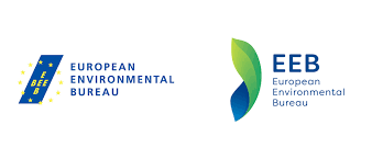 environmental bureau brand logo for european environmental bureau